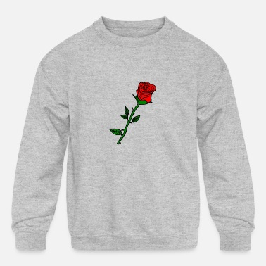 Rose Rose - Kids' Crewneck Sweatshirt