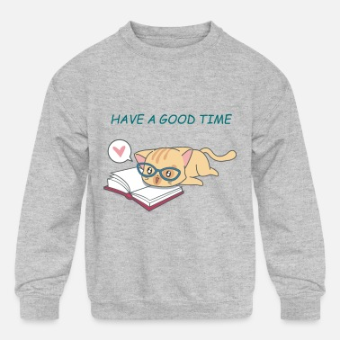 Have A Good Time - Kids' Crewneck Sweatshirt