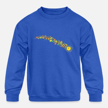 Shooting Star shooting star - Kids' Crewneck Sweatshirt