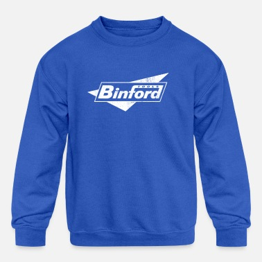 Binford Tool Time Binford - Kids' Crewneck Sweatshirt
