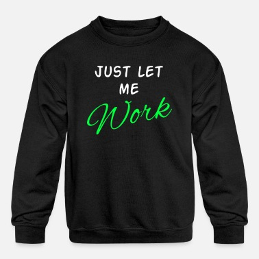 Motivational Motivation Motivation Motivation - Kids' Crewneck Sweatshirt