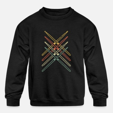 Drumsticks Drumsticks - Kids' Crewneck Sweatshirt