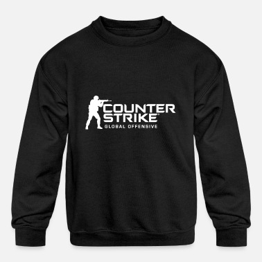 Counter Strike Counter Strike - Kids' Crewneck Sweatshirt