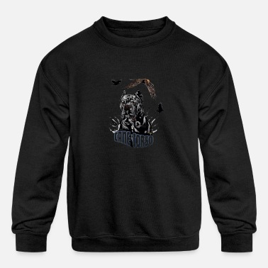 Black Dog Black dog - Kids' Crewneck Sweatshirt