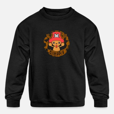 Tony Chopper One Piece Tony Tony Chopper - Kids' Crewneck Sweatshirt
