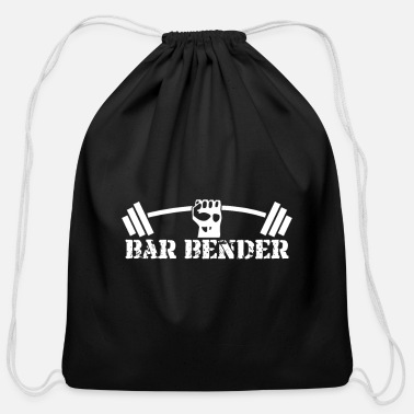 Powerlifting Powerlifting - Cotton Drawstring Bag