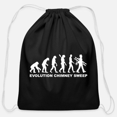 Chimney Sweep Chimney sweep - Cotton Drawstring Bag