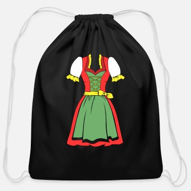 Dirndl dirndl - Cotton Drawstring Bag