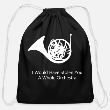 Orchestra orchestra - Cotton Drawstring Bag