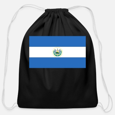 El Salvador el salvador - Cotton Drawstring Bag