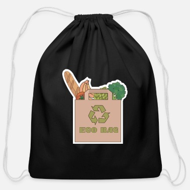 Eco Eco Bag - Cotton Drawstring Bag