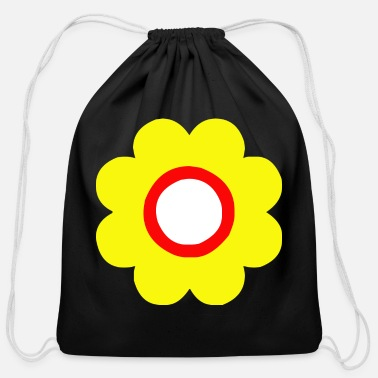 Blossom Flower blossom garden plant - Cotton Drawstring Bag