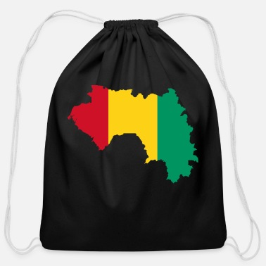 Guinea guinea - Cotton Drawstring Bag