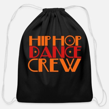 Hip HIP HOP dance crew - Cotton Drawstring Bag