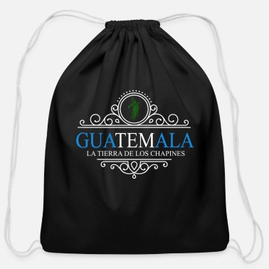 Guatemala DISENO GUATEMALA - Cotton Drawstring Bag