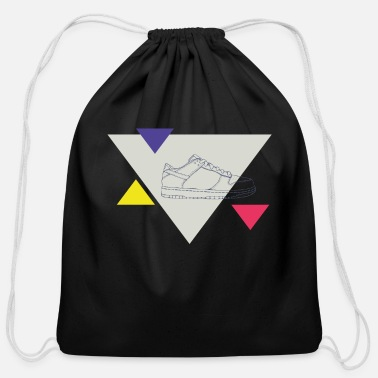 Sneaker Sneaker - Cotton Drawstring Bag