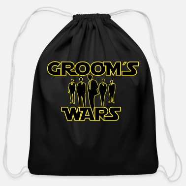 Grooms Grooms - Cotton Drawstring Bag