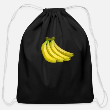 Banana Bananas - Cotton Drawstring Bag