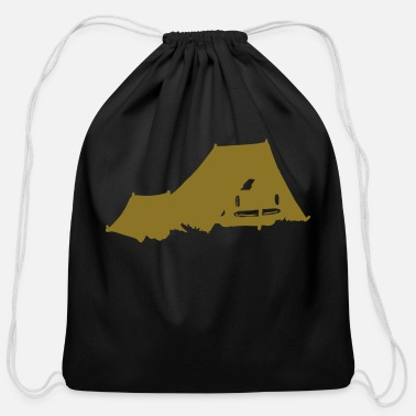 Tent Tents - Cotton Drawstring Bag