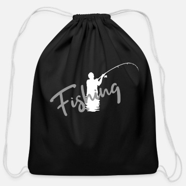 Fisherman Fisherman - Cotton Drawstring Bag