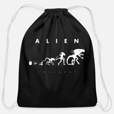 Two Alien covenant for you - Cotton Drawstring Bag