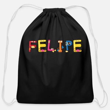 Felipe Birth Felipe - Cotton Drawstring Bag