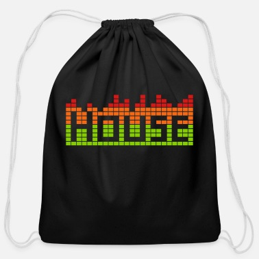 House house - Cotton Drawstring Bag