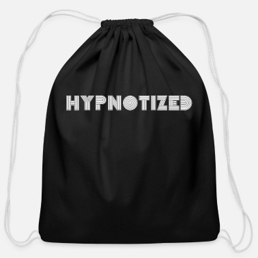 Hypnotic Hypnotized - Cotton Drawstring Bag