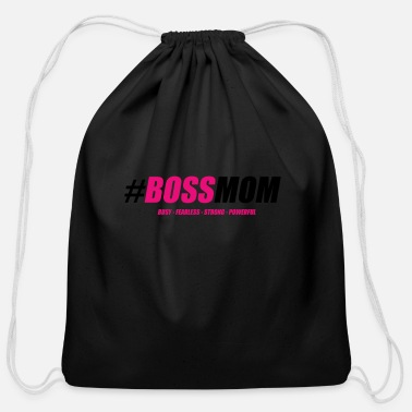 BOSSMOM - Cotton Drawstring Bag