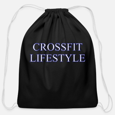 Crossfit Crossfit Lifestyle - Cotton Drawstring Bag