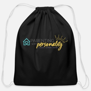 Person Personality - Cotton Drawstring Bag