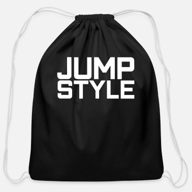 Jumpstyle jumpstyle - Cotton Drawstring Bag