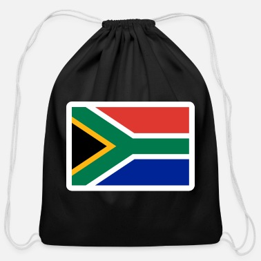 South Africa South Africa - Cotton Drawstring Bag
