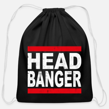 Headbang HEADBANGER - Cotton Drawstring Bag