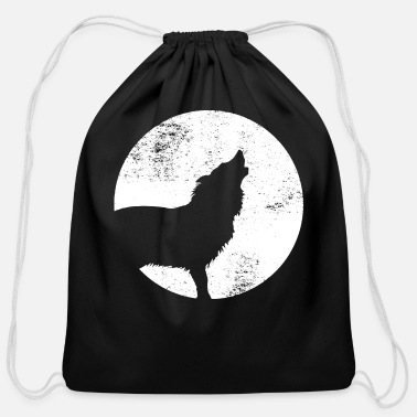 Wolfpack Wolfpack - Cotton Drawstring Bag
