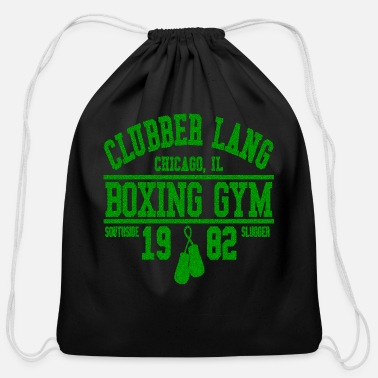 Clubbers CLUBBER LANG BOXING GYM - Cotton Drawstring Bag