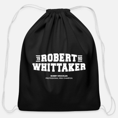 Robert Robert Whittaker - Cotton Drawstring Bag
