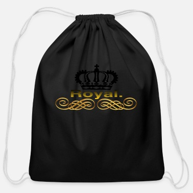 17f807c09513 Royal Royal. - Cotton Drawstring Bag