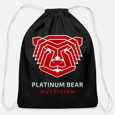 Platinum Platinum Nutrition - Cotton Drawstring Bag