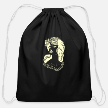 Model The Model - Cotton Drawstring Bag