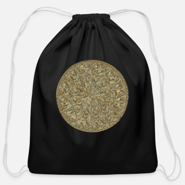 Pattern pattern - Cotton Drawstring Bag