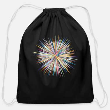 Explosion explosion - Cotton Drawstring Bag
