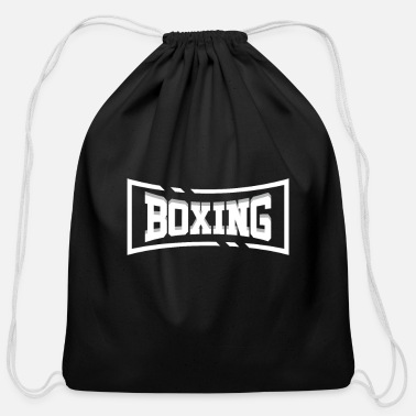 Boxing Boxing Boxer Boxing Boxer Boxing - Cotton Drawstring Bag