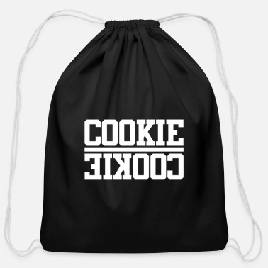Cookie Cookie Cookies Cookie Tshirt - Cotton Drawstring Bag