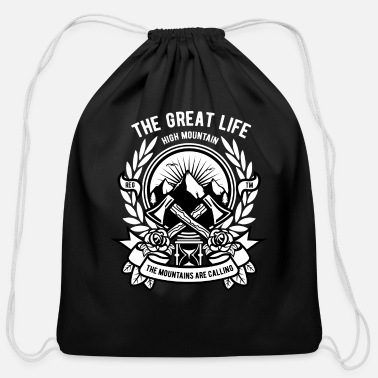 Axe Axe - Cotton Drawstring Bag