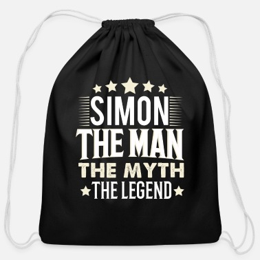 Simon Simon - Cotton Drawstring Bag