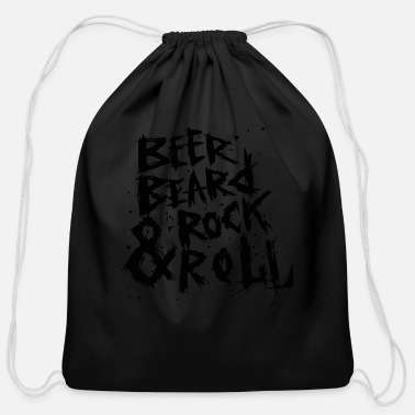 Rock And Roll Rock And Roll - Cotton Drawstring Bag
