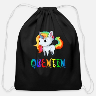 Quentin Quentin Unicorn - Cotton Drawstring Bag