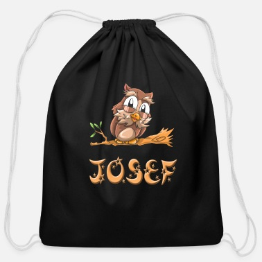 Josefina Josef Owl - Cotton Drawstring Bag