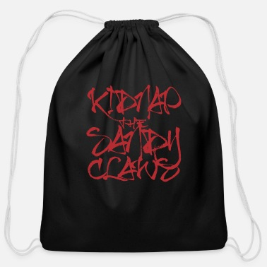 Kidnapping Kidnap - Cotton Drawstring Bag